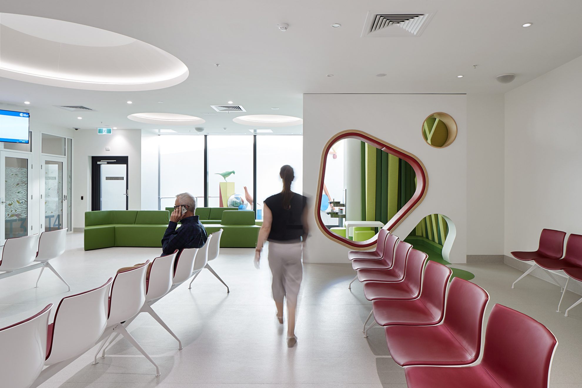 Perth Children S Hospital Interiors Cox