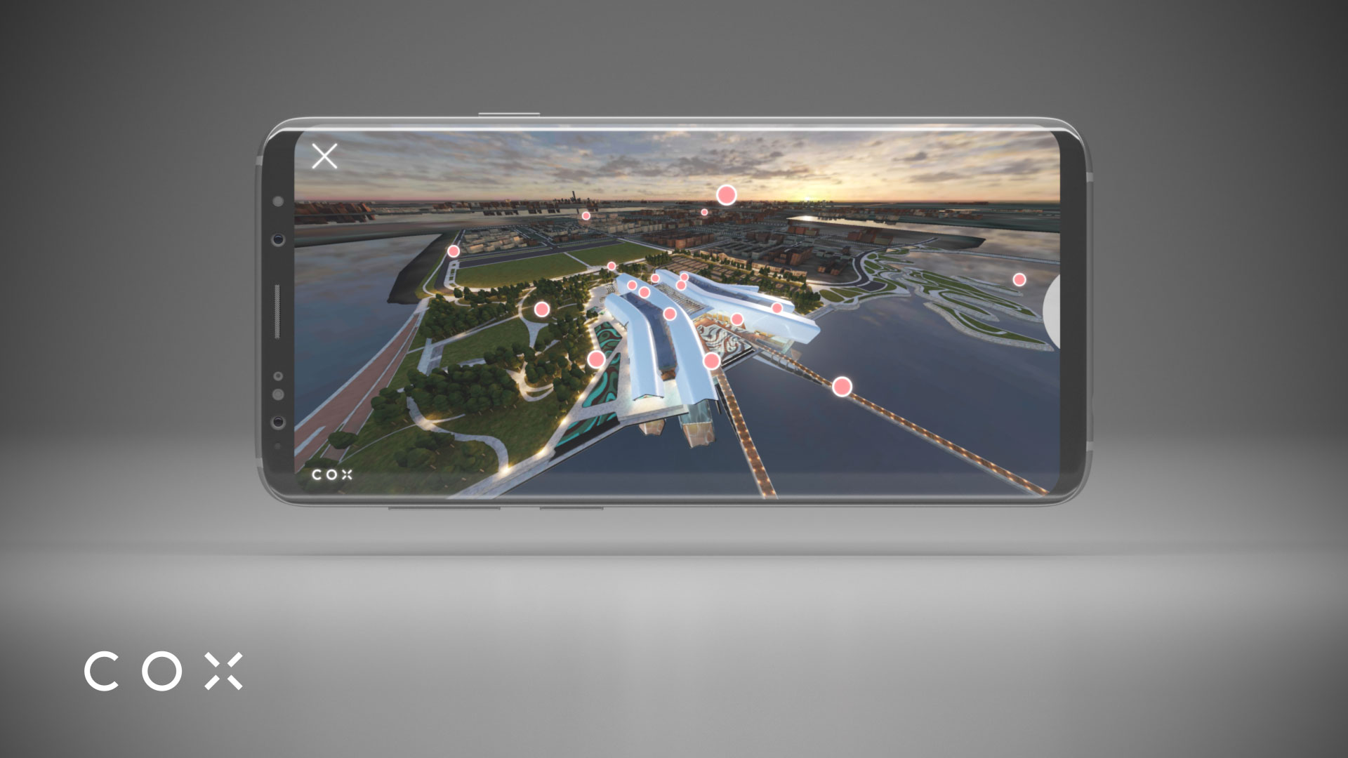 Anatomy of an APP: The National Maritime Museum of China